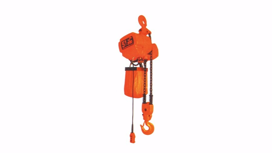 S型链条式电动吊车